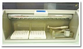 紫外線殺菌灯保管庫