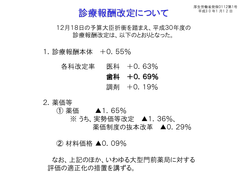 平成30年診療報酬改定1.001