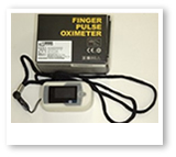 血中酸素濃度・脈拍数測定機